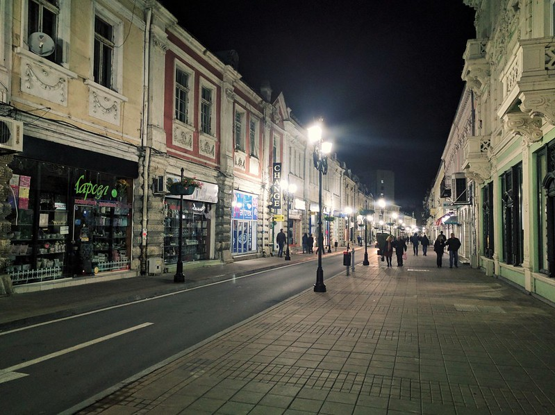 Ruse by night