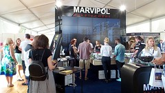 Marvipol - stoisko targowe