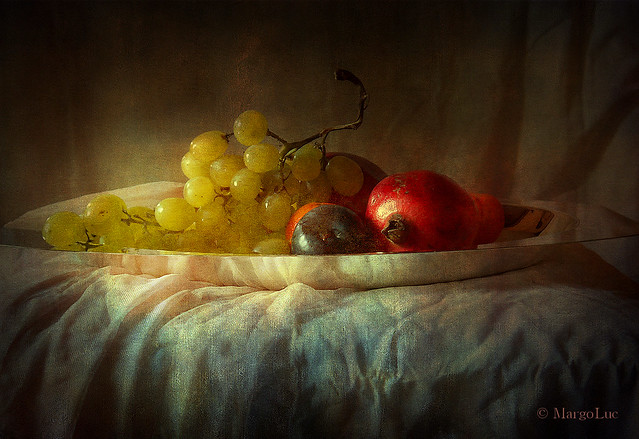 Still Life & Autumn Fruit