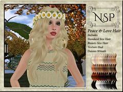 NSP Peace & Love Hair - Naturals Loaded