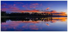 Sunset Light & Reflections