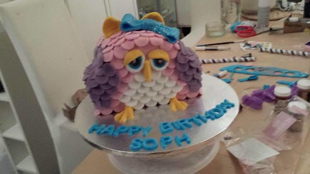 Cake by Nika Latham of Nika's Cakes and Bakes