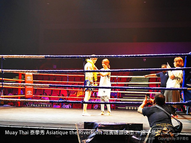 Muay Thai 泰拳秀 Asiatique the Riverfront 河濱碼頭夜市 18