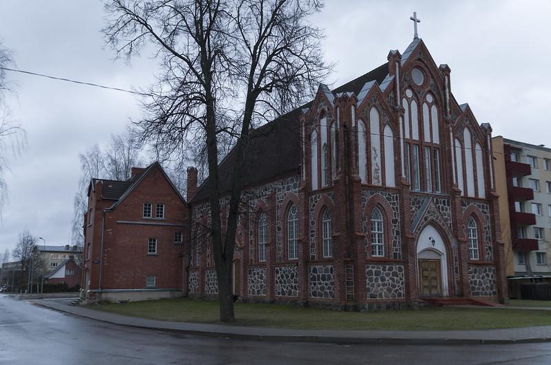 Valga Pühavaimu katoliku kirik, 03.01.2015.