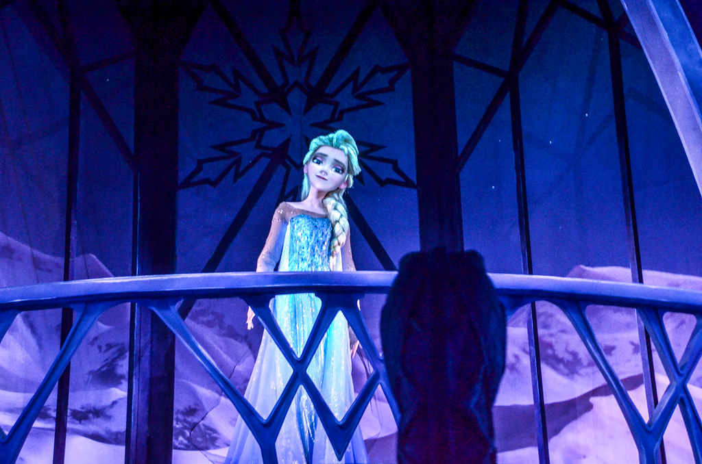 Elsa Frozen Ever After