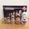 Just in - Ghostbusters nesting dolls - so who are going to call or look online or in the gallery #richardgoodallgallery #ghostbusters #nestingdolls