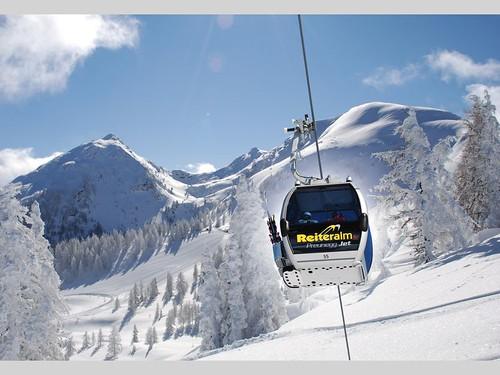Přijeďte si zalyžovat do rakouské lyžařské oblasti SCHLADMING DACHSTEIN s 25% slevou!