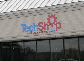 TechShop Tour 2015