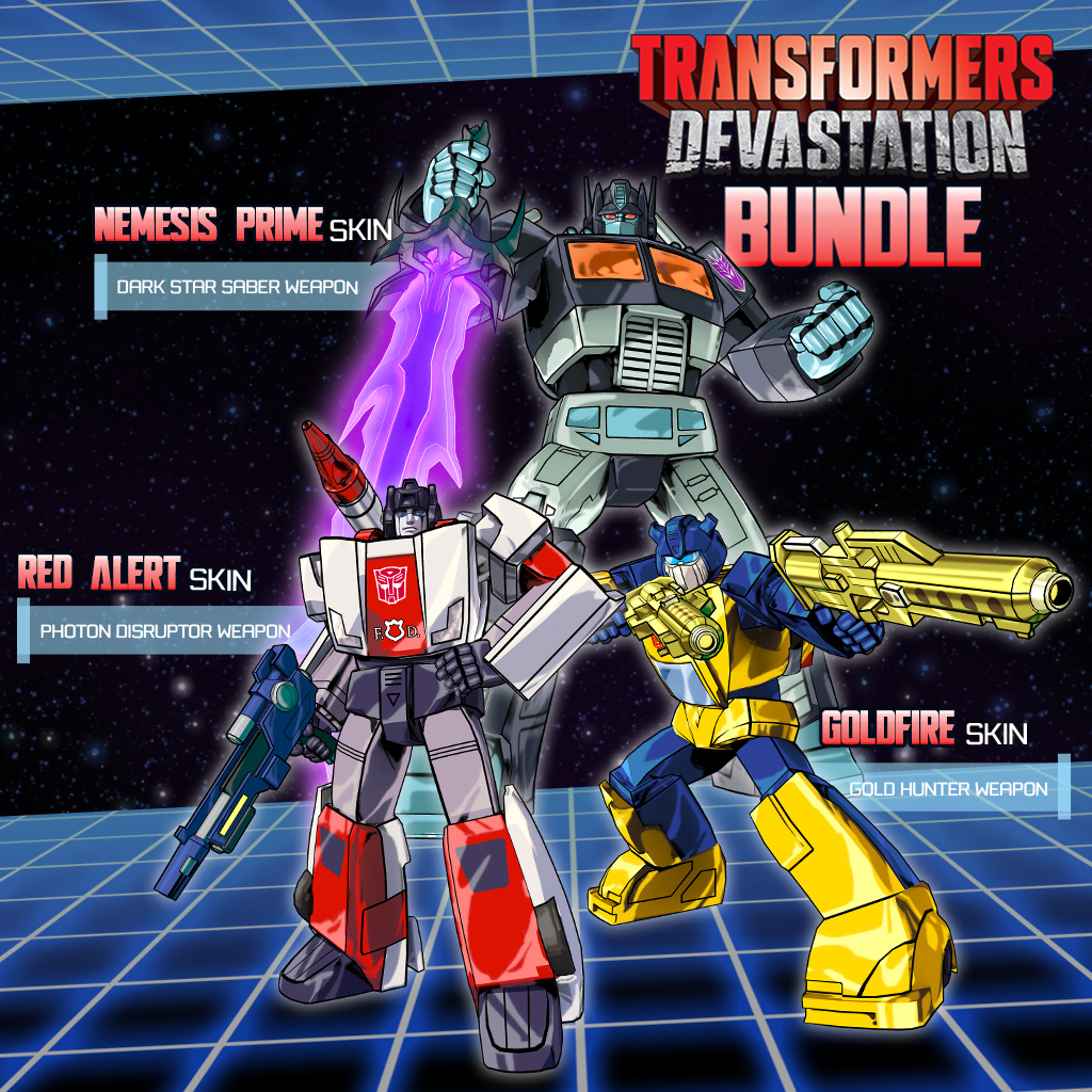Transformers News: Transformers Devastation Game News: Pre-order bundle, PS gameplay with combos and Sideswipe Bio