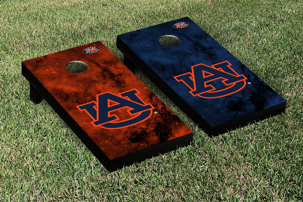 Auburn Tigers Galaxy Board