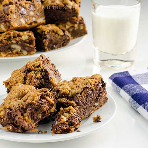 Chocolate Chip Bars