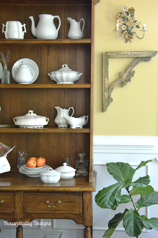 Ironstone - Dining Room Hutch - Housepitality Designs