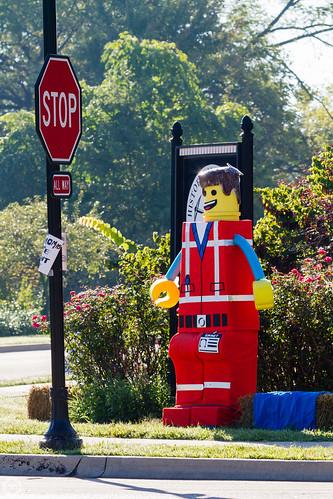 Glen Carbon Lego Man