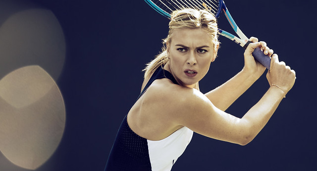 Serena, Maria and Rafa 2015 US Open outfits | Tennis Buzz