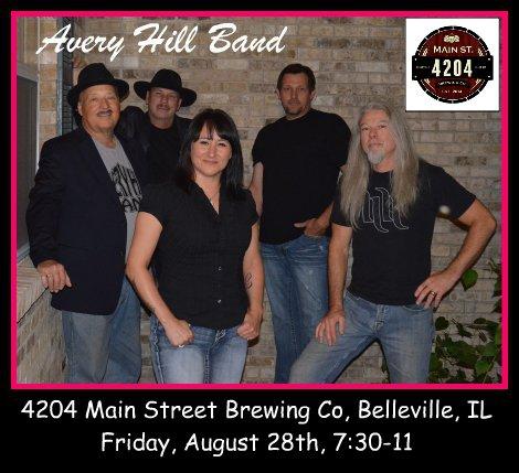 Avery Hill Band 8-28-15