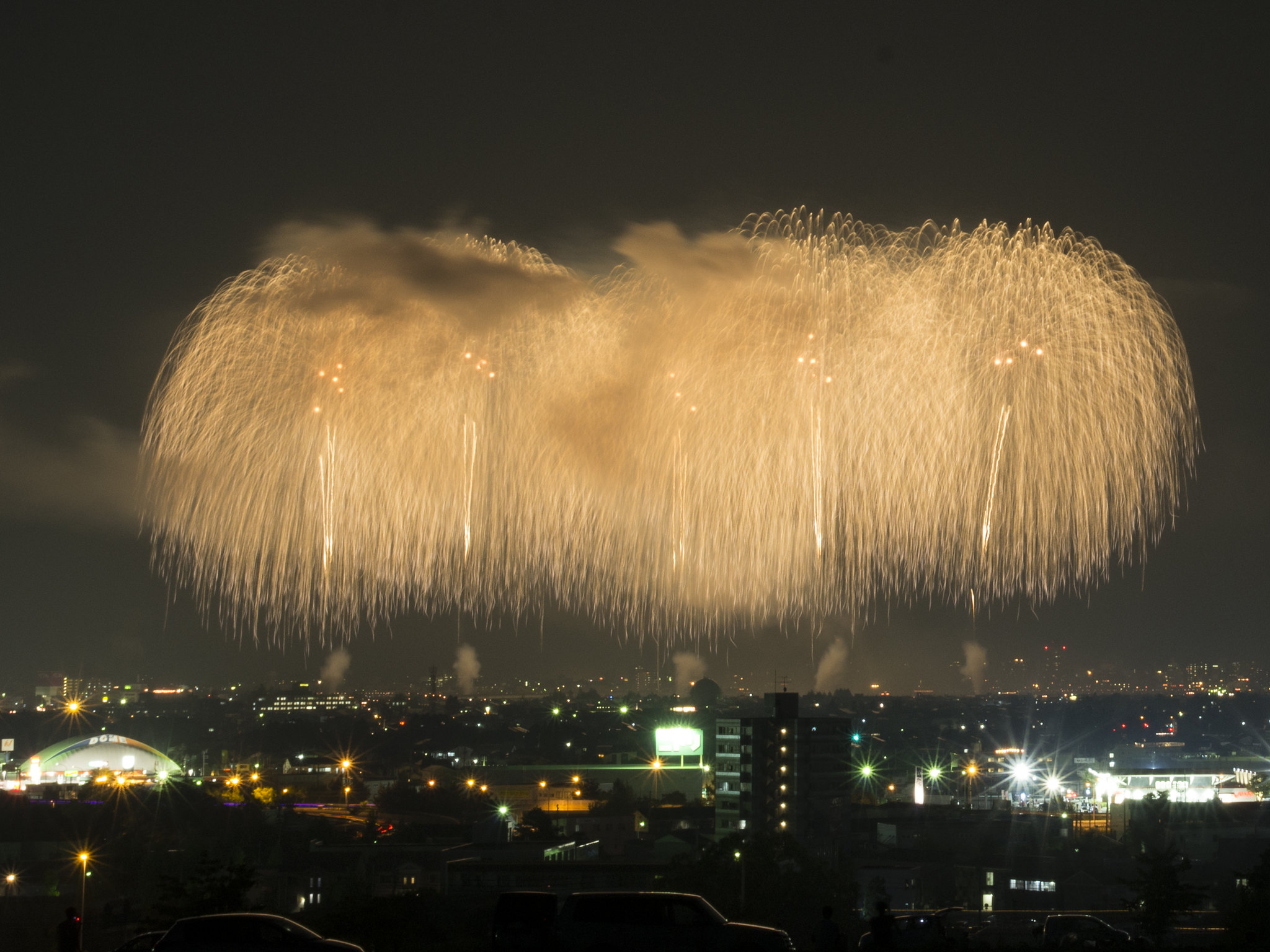 2015 日本花火拍攝行
