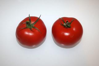 08 - Zutat Tomaten / Ingredient tomatoes