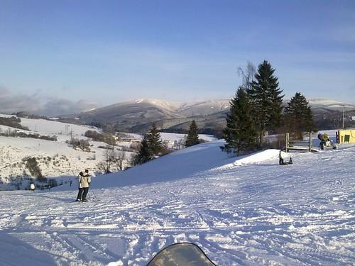 Lyžujte s 32 % slevou ve Ski areálu BRANNÁ do konce zimní sezóny 2015/16