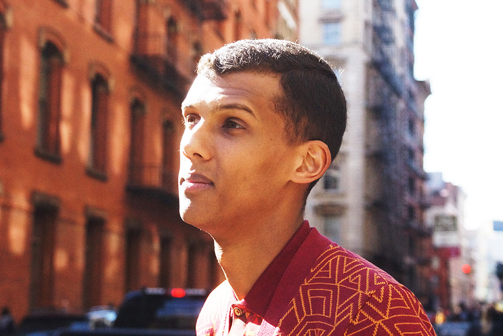 Stromae @ Madison Square Garden, NYC 01/10/15