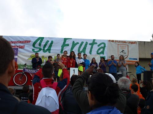 XXXVIII Carrera Popular de San Nicasio 2015