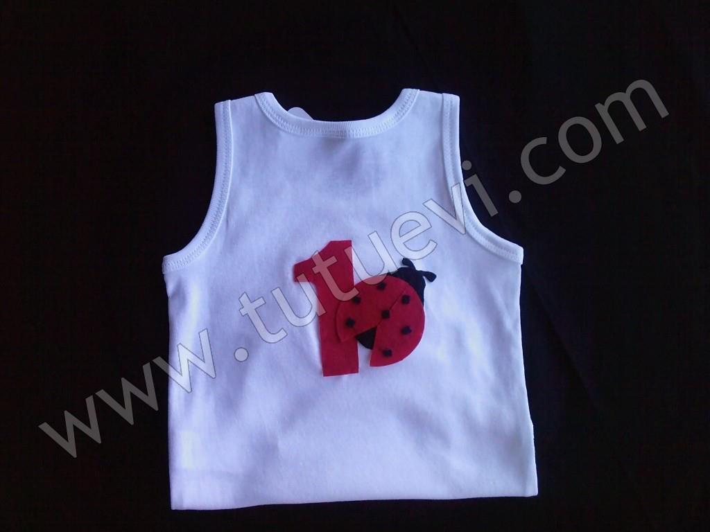 İlknur Hanımın hediye olarak hazırlattığı tişört hazır, hediye sahibinin mutlu günlerde giymesini diliyoruz.