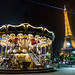 Paris at night by _Hadock_
