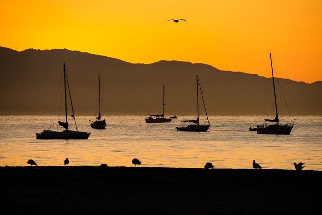 Santa Barbara sunrise