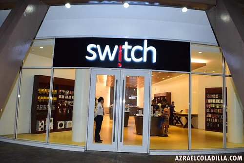 Switch - iPhone 6s launch in the Philippines