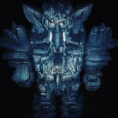 15 inch stone golem / elephant god. Battery operated. #strange #weirdstuff #TomKhayos #ToyGameScroogeMcDuck #RagingNerdgasm #raretoys #rare #toyhustle #toyhorder #90s #actionfigures #ToyGameTedDibase #toysagram #ToysAreMyDrug #toyhunting