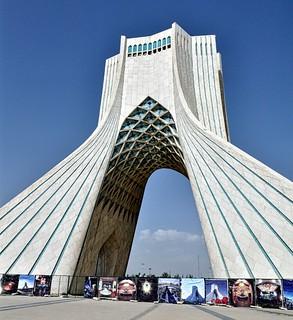 Torre Azadi - Tehran