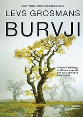 Burvji (The Magicians #1) by Levs Grosmans