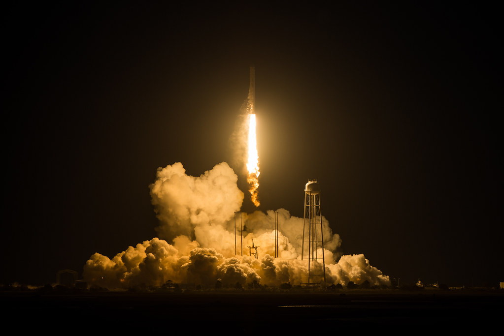 Orbital ATK Antares Launch (201410280023HQ)