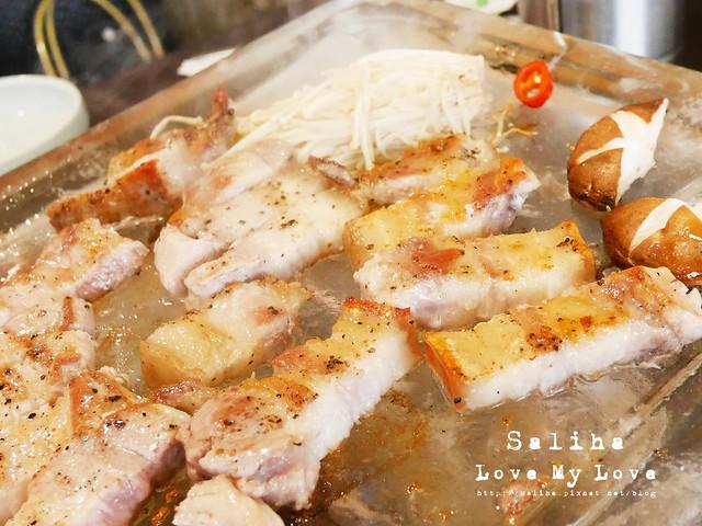 小碧潭站韓國料理水晶烤肉首爾大叔