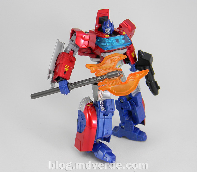 Transformers Orion Pax Deluxe - Generations - modo robot