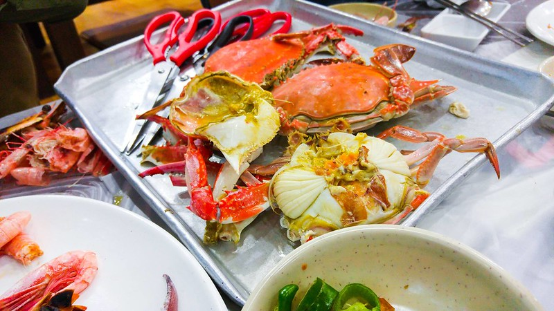 E's Seoul 06-_Seafood@鷺梁津水產市場