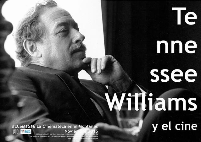 #LCeM1516. Tennessee Williams y el cine