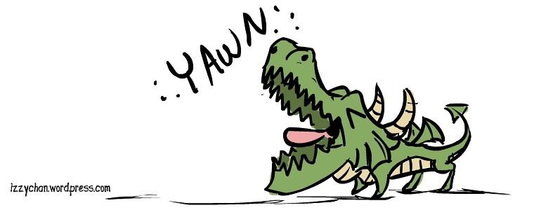 green dragon chibi