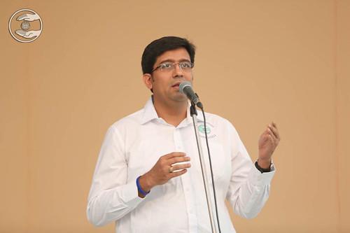 Jitin Bhatia, President, SNM South Africa