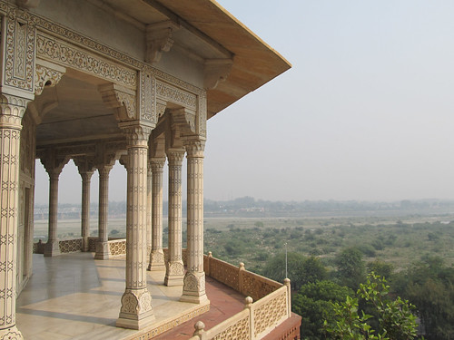 Agra: le Fort Rouge