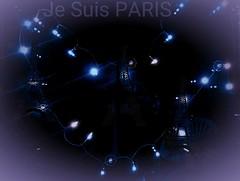 #JeSuisParis - #nousommesparis - PARIS