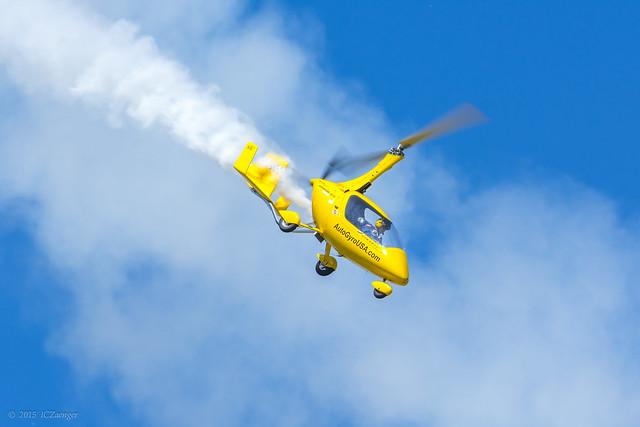 EAA Friday Autogyro