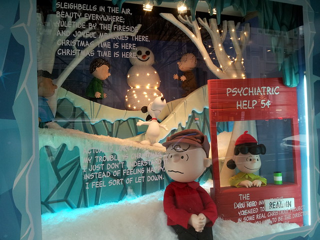 Macy's Christmas Window, 2015