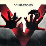 "VIBRATORS BATTERIES INCLUDED ORIG UK PUNK 12"" LP VINYL"