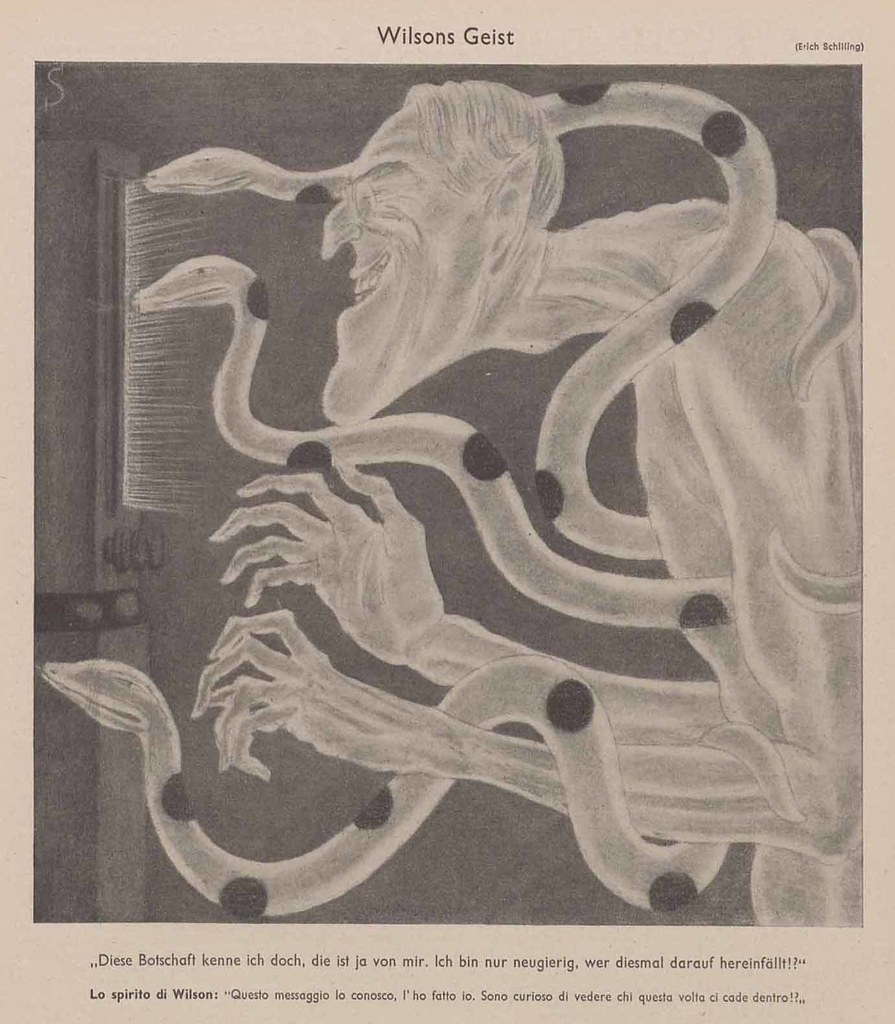 Erich Schilling - Wilson's Mind, 1943