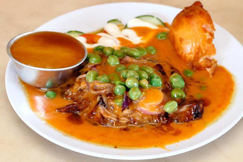 Yik Mun Hainan Chicken Chop