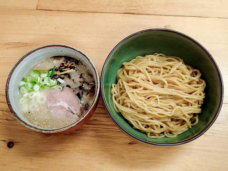風來堂 塩つけ麺