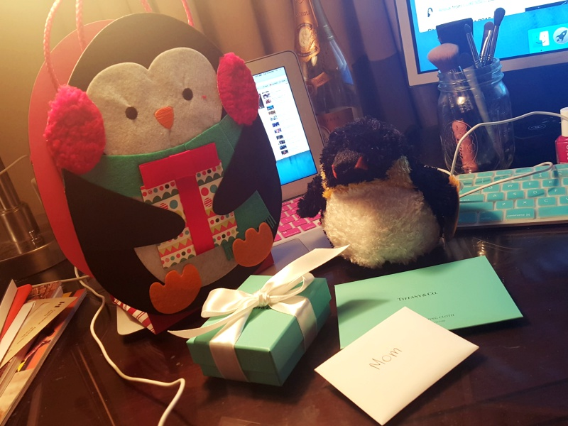 penguin Tiffany and Co gifts