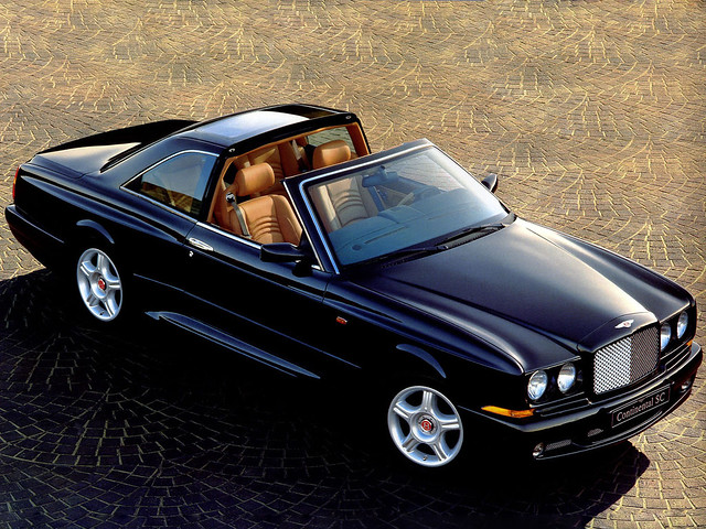 Bentley Continental SC 2000 года