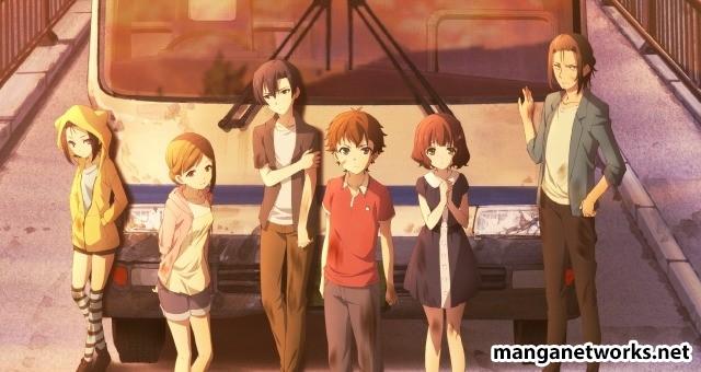 25318143909 4072491e1c o Manga Mayoiga: Tsumi to Batsu dựa trên Anime The Lost Village chính thức hoàn thành