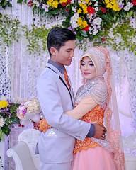 :gift_heart: Indonesian Muslim wedding photo for @zwitenia & @levioz at Kebumen Jawa Tengah. Foto wedding by @poetrafoto, http://wedding.poetrafoto.com  Follow IG: @poetrafoto for more pre+wedding photos update. Thank you :thumbsup::kissing_heart: